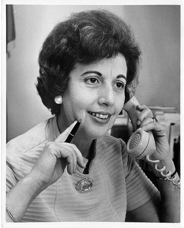 Ann Uccello, Hartford mayor 1967-1971