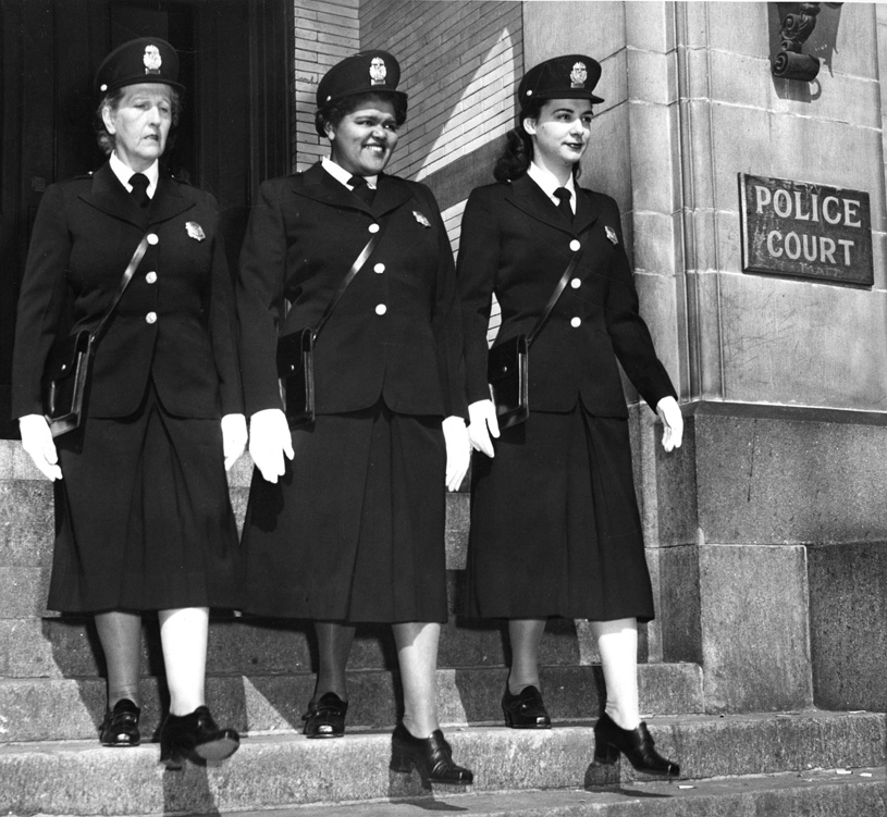 the history of women in law enforcement essay