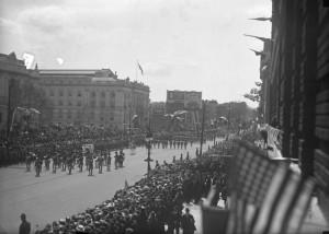 WW I parade_1918