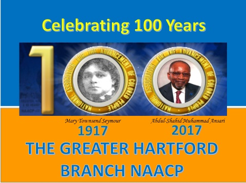 Hartford NAACP 100 years image