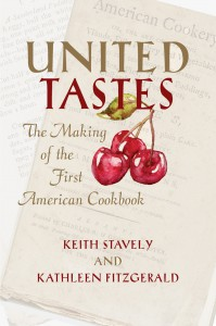 United Tastes Cover