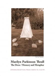 Marilyn Parkinson Thrall Postcard image